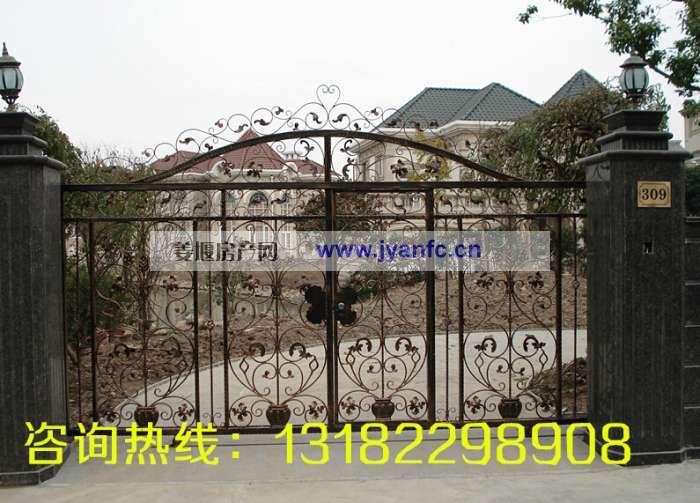 庭院门,欧式防盗窗